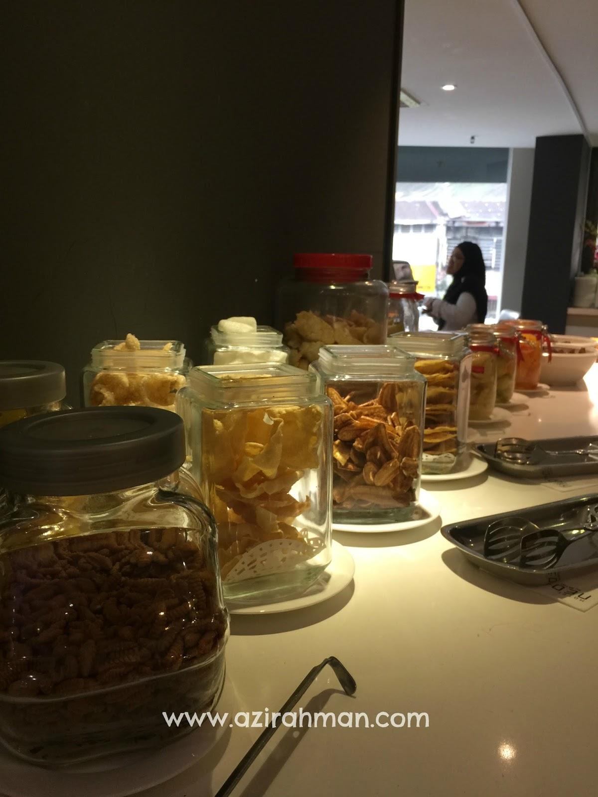 buffet hotel, beffet menarik, jamuan keluarga, buffet ramadhan