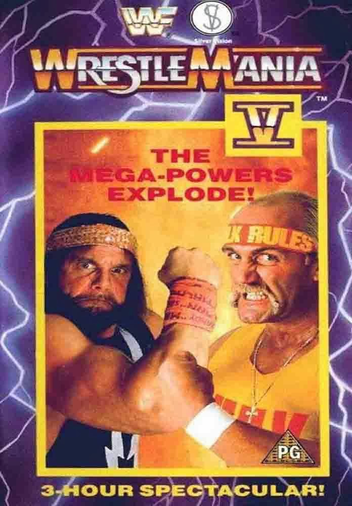 PPV REVIEW: WWF Wrestlemania 5 ~ Retro Pro Wrestling Reviews