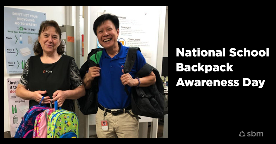 National School Backpack Awareness