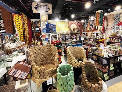 Explore the new shopping destination- Al seef Dubai