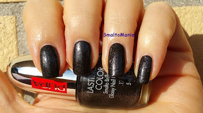 Pupa Lasting Color n.705 Silver Black