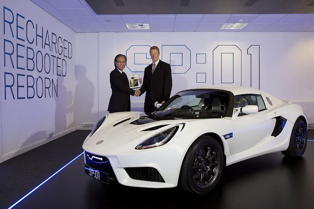 Detroit Electric's expansion in Asia continues as first production car heads for China