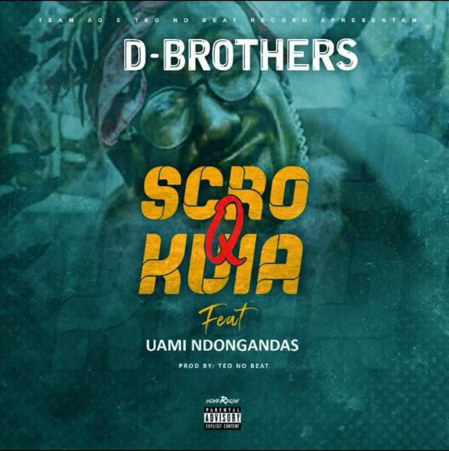 D. Brothers ft. Uami Ndongadas - Scró Q Kuia (Rap) (Prod. Teo No Beat)