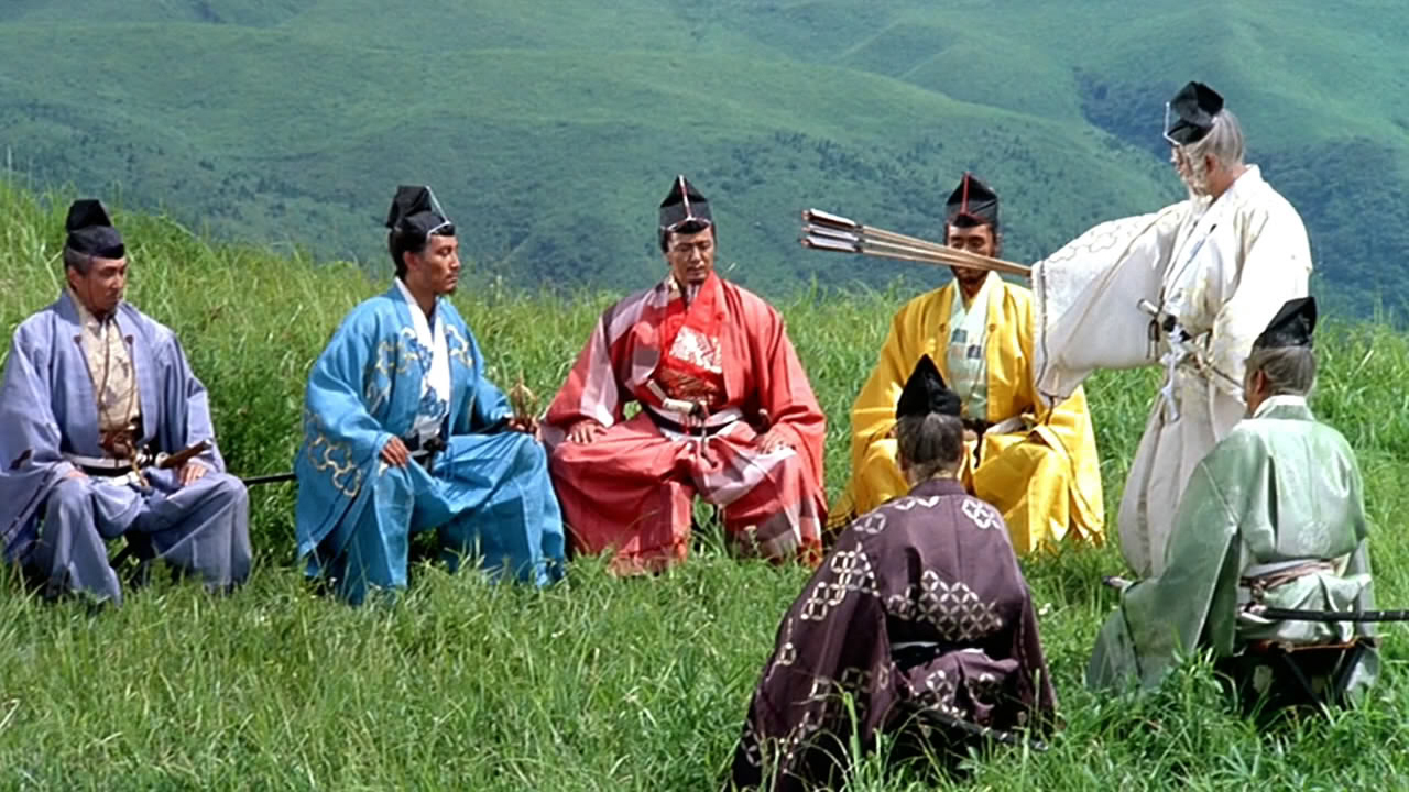 an analysis of shakespearean elements in ran by akira kurosawa Ran 1985 dir akira kurosawa japan and france herald (1910-1998) returns often to madness in all its myriad significations as a primary element of the human condition from the stark like shakespeare, kurosawa was drawn to the dialogics of the [end page 497] natural and artificial.