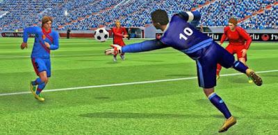لعب كرة القدم ممتع للجميع