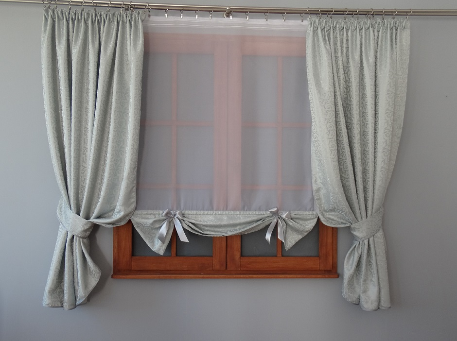Dekoracje Dla Domu Komplet Firanpanel Do Sypialni Salonu