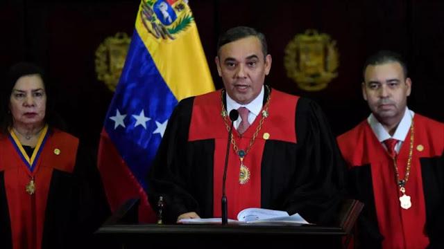 EEUU ofrece $5 millones por arresto del jefe de TSJ venezolano