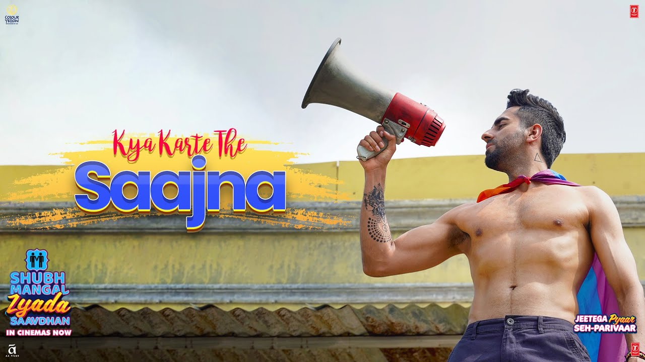 Kya Karte The Saajna Song Lyrics