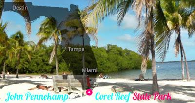 John Pennekamp Corel Reef State Park - TOP 10 Sehenswürdigkeiten Florida