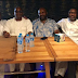 Photo Of Nigerian Billionaires Chilling During Sallah Got Twitter Users Talking