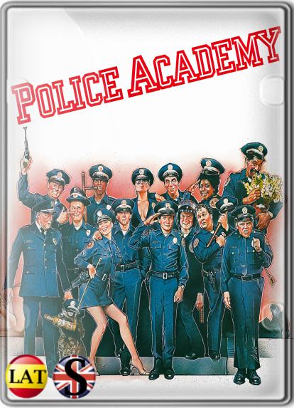 Loca Academia de Policía (1984) FULL HD 1080P LATINO/INGLES