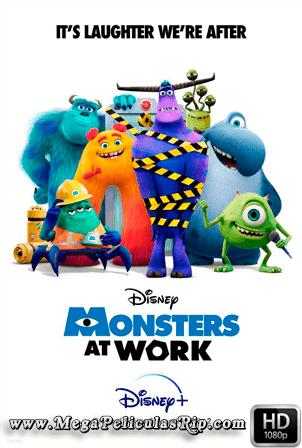 Monsters At Work Temporada 1 [1080p] [Latino-Ingles] [MEGA]