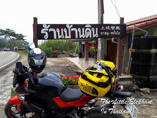 Motorbike Riding Thailand