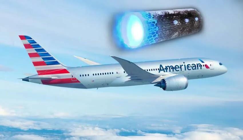 Οι πιλότοι της American Airlines επιβεβαιώνουν τη συνάντησή τους με  ένα κυλινδρικό UFO  πάνω από το Μεξικό