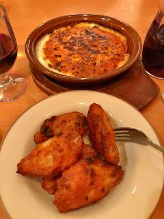 サイゼリヤ でイタリア料理