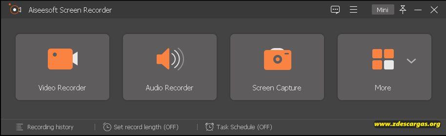 Aiseesoft Screen Recorder Full
