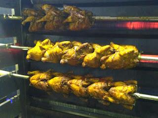 Mencicipi Ayam Guling. Sajian Ayam dengan Sensasi Khas Timur Tengah