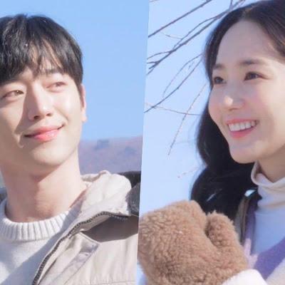 Adegan Ranjang Ciuman Drama Terbaru 2020 Park Min Young x Seo Kang Joon