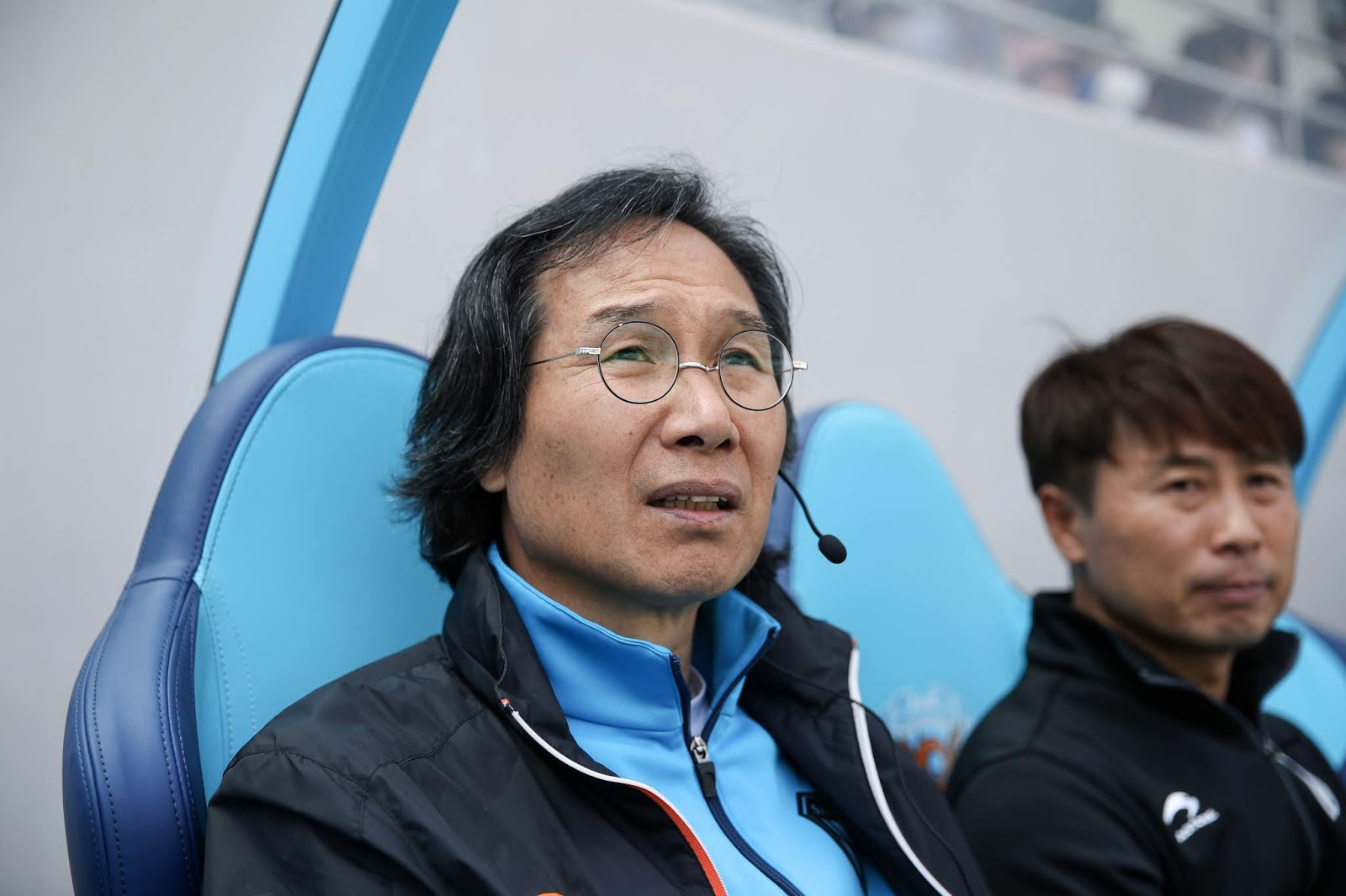 Pohang Steelers Sack Manager Choi Soon-ho K League 1