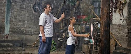 Cena do filme Karatê Kid (2010)