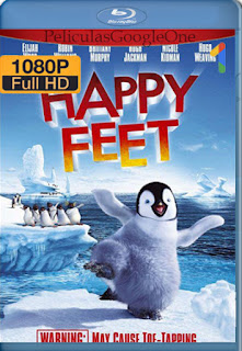 Happy Feet [2006] [1080p BRrip] [Latino-Inglés] [GoogleDrive]