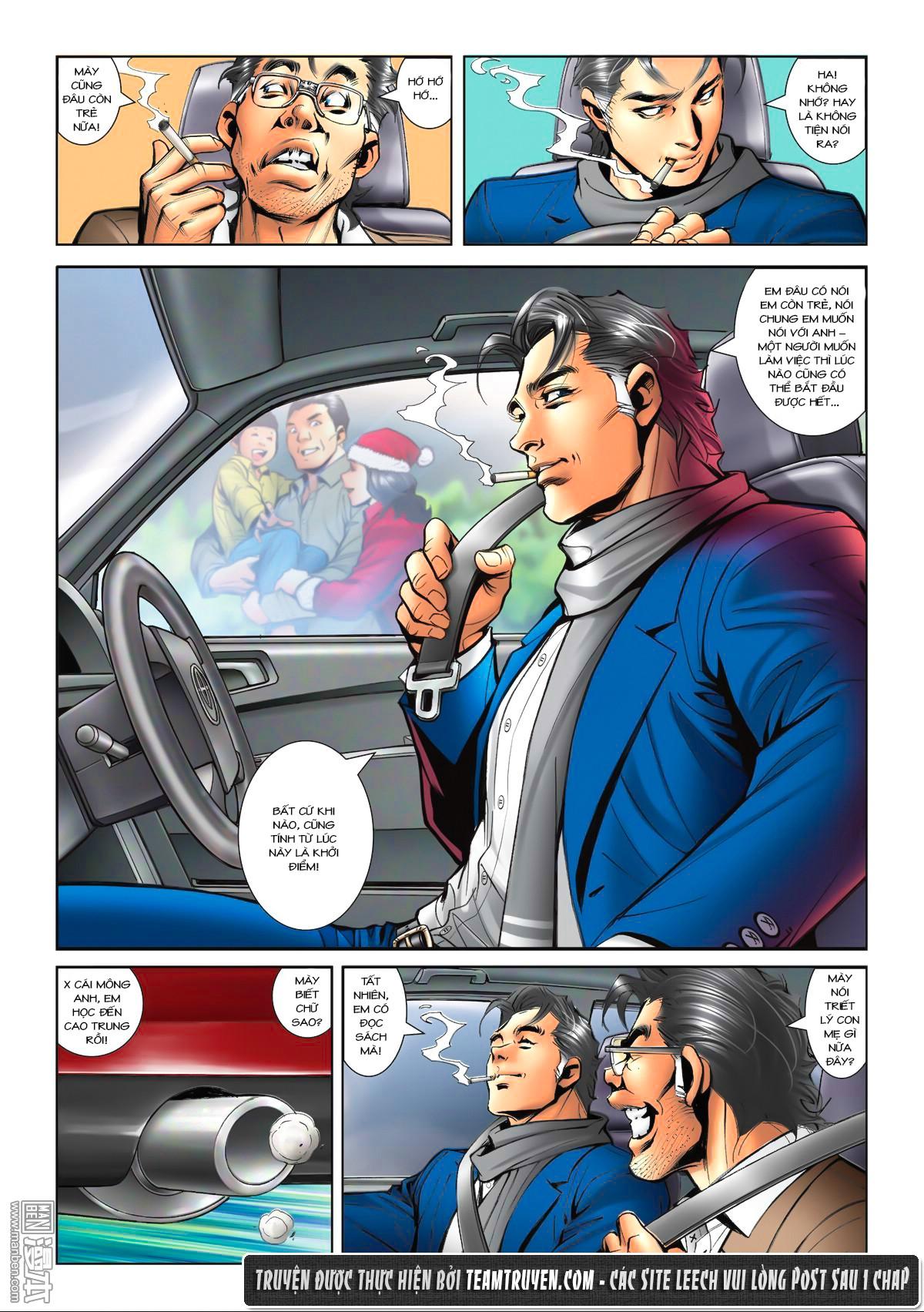 Người Trong Giang Hồ NetTruyen chap 1564 - Trang 19
