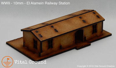 El Alamein Railway Station picture 5
