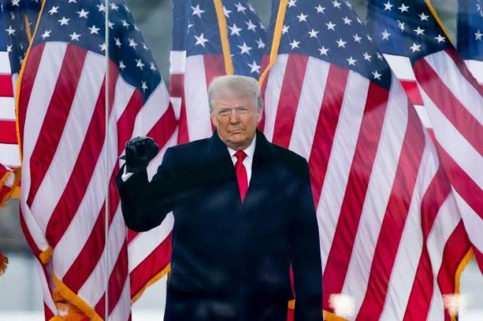 Donald Trump says he won't go to Joe Biden's inauguration