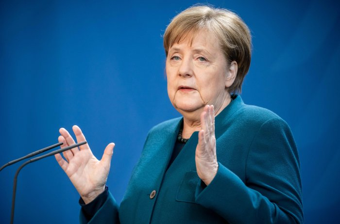 Merkel Open To A Larger EU Budget And Bonds To Finance Recovery After The Crisis