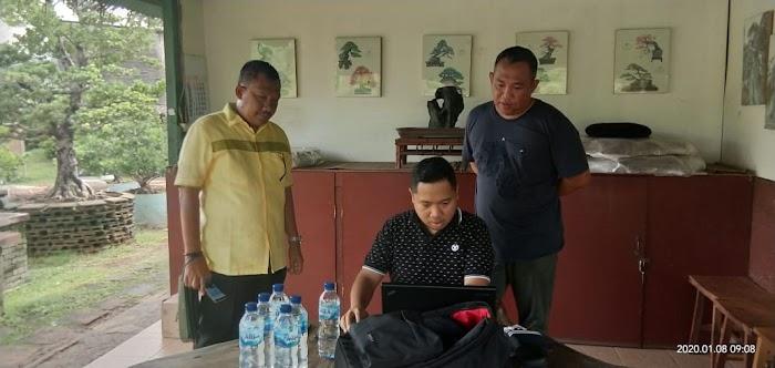 Orasi Bupati Tubaba Tentang Pembangunan Berbasis Kebudayaan Di Gedung Dewan Pers