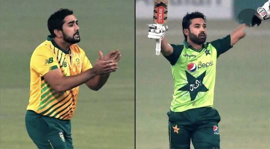 Tabraiz Shamsi in awe by Mohammad Rizwan's consistency