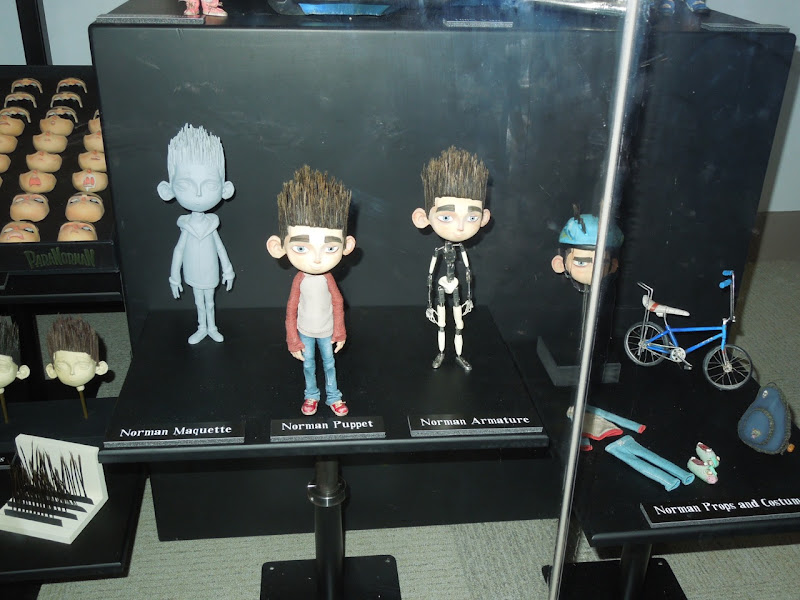 ParaNorman stopmotion figures