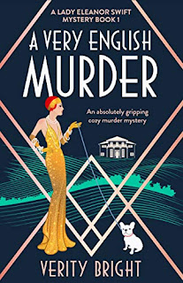 A Very English Murder by Verity Bright