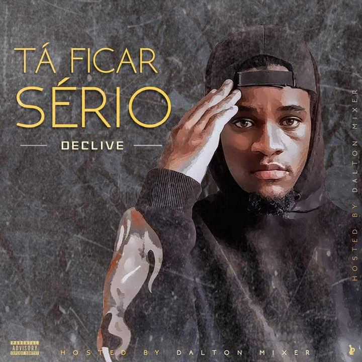 """Declive lança EP """"Tá ficar sério"""" e responde Phedilson na faixa """"Brincadeira tem Hora"""""""