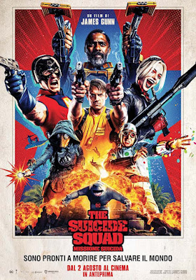 The Suicide Squad recensione