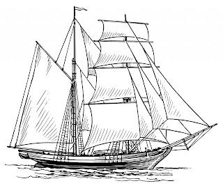 Perahu Layar Kertas