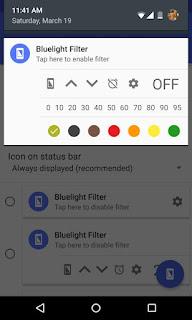 Bluelight Filter Eye Care v2.9.5 Full APK