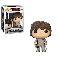 Pop! Television: Stranger Things Ghostbuster Dustin