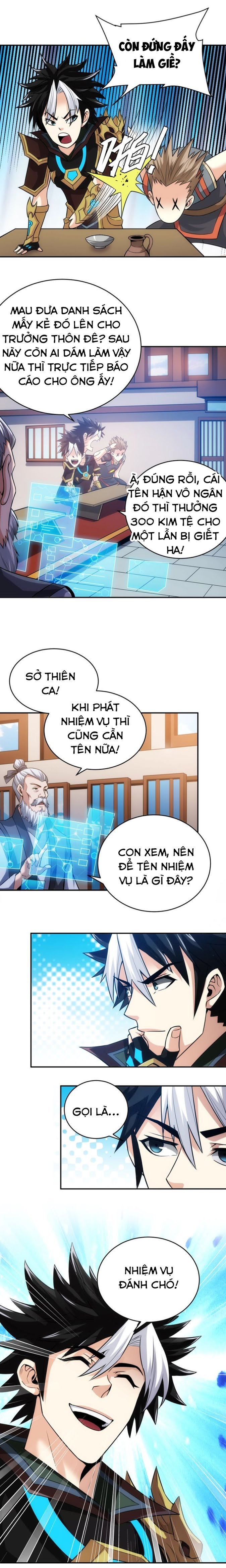 Rich Player - Người Chơi Khắc Kim Chapter 36 video - Hamtruyen.vn
