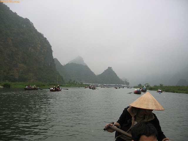 Tam Cốc Bích Động, Hình ảnh đẹp về Ninh Bình
