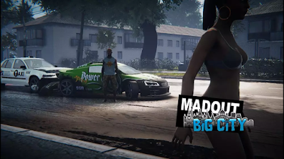 Download Game Android Gratis MadOut 2: Big City Online apk + obb
