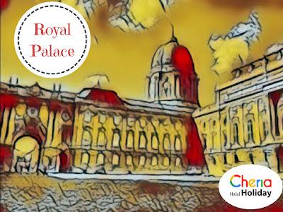 Tour halal eropa timur budapest Cheria Travel
