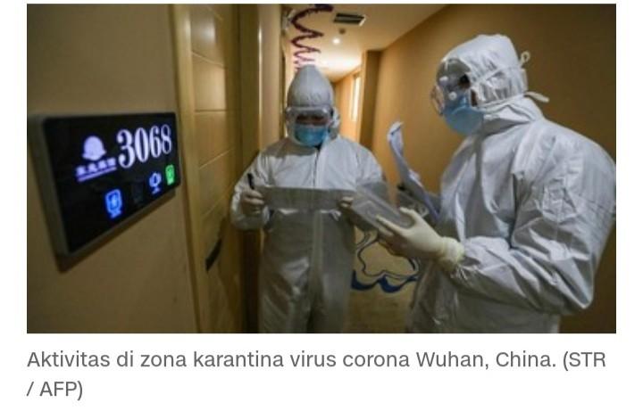 Virus Corona Telan 1013 Korban Jiwa, WHO: Ancaman Seluruh Dunia
