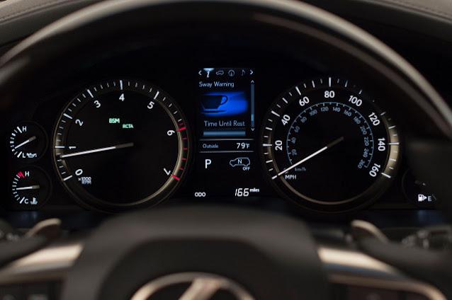 2021 Lexus LX Review