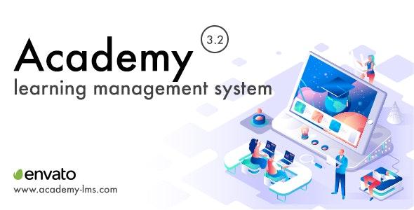 Download Academy Learning Management System v5.0 nulled