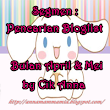Segmen : Pencarian Bloglist Bulan April & Mei by Cik Anna
