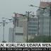 Hujan Mengguyur Pekanbaru dengan Intensitas Sedang,Kualitas Udara Berangsur Membaik