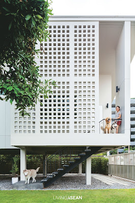 5 Desain Rumah Panggung Beton Terbaik & Kekinian