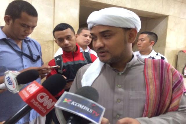 Alumni 212 Bakal Kawal Pemeriksaan Ustadz Zulkifli di Bareskrim Hari Ini