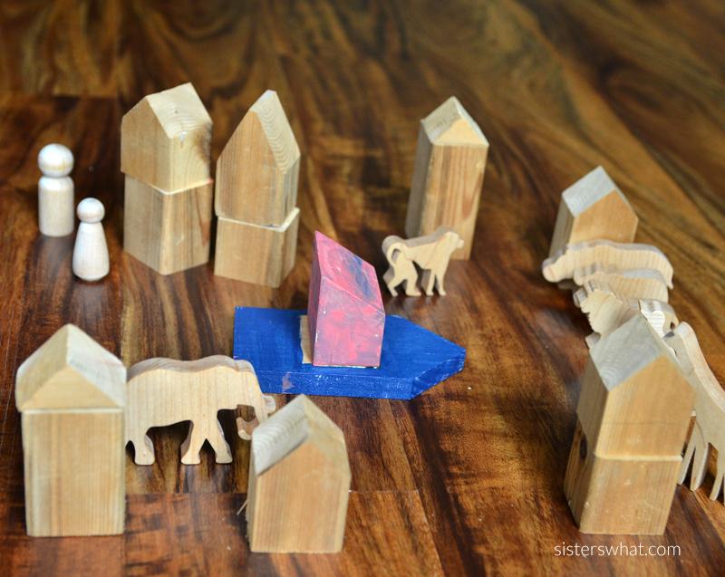 diy wood toys scrap wood